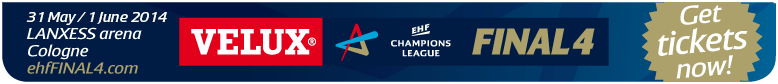 EHF Champions League 2013/14