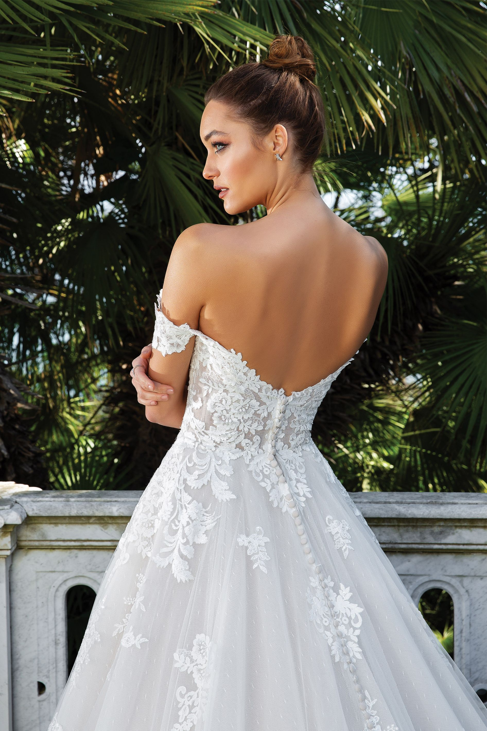 Justin Alexander Style 88122 Venice Tulle Ball Gown