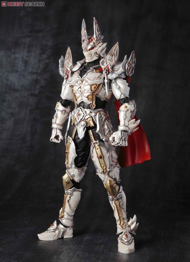 Garo Ultimate Soul White Night Knight Dan (Completed) Item ...