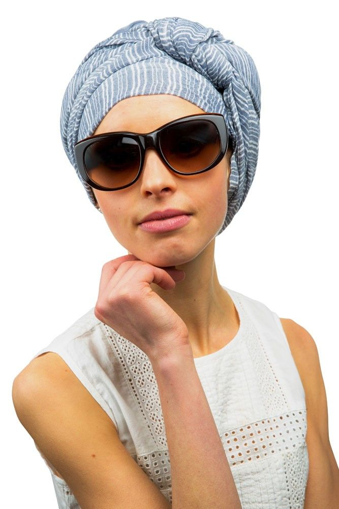 76d38e1c2 Classic Stripe Chemo Headscarves | Hair | Scarves for cancer patients