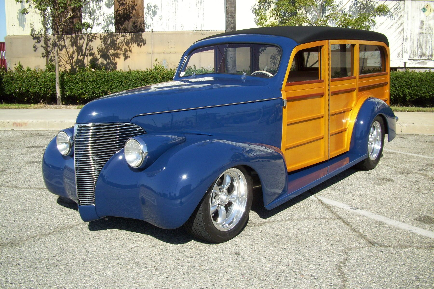 Roger Dean Chevy >> 39 Chevy Woodie! | Classic chevrolet, Woody wagon, Covered ...