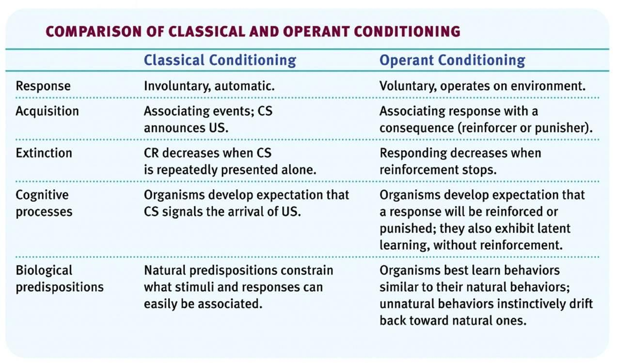 Everyday Examples Of Classical Conditioning Google Search Psyc