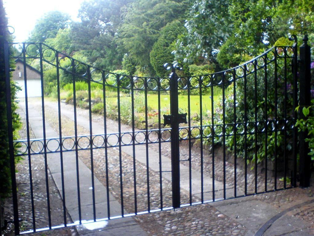 Durable Metal Garden Gates In Kent Metal Garden Gates Garden