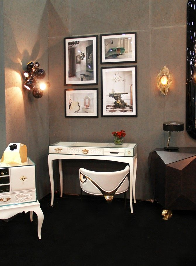 Amazing Console Tables in Maison et Objet | Console Tables Ideas | #maisonetobjet #consoletables #luxuryfurniture #contemporarydesign | https://goo.gl/lG0NP5