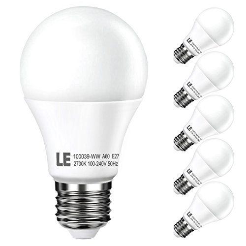 Sale Preis: LE 10W E27 A60 LED Lampen, Ersatz für 60W Glühlampen ...