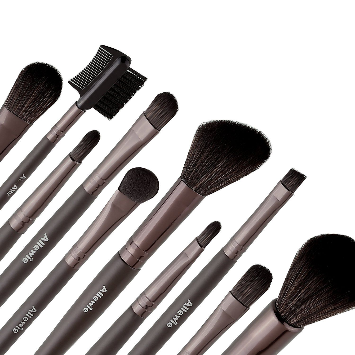 Black Makeup Brush Bag in 2020 Makeup brush bag, Makeup