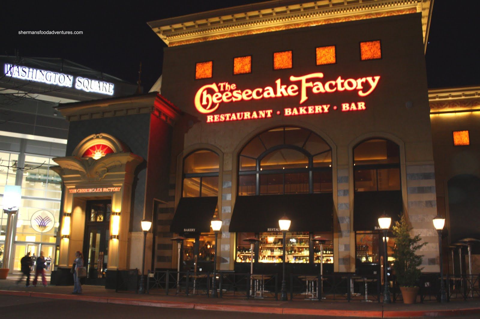 Sweet tooth? Yes. Admit it. The Cheesecake Factory ended up on our ...