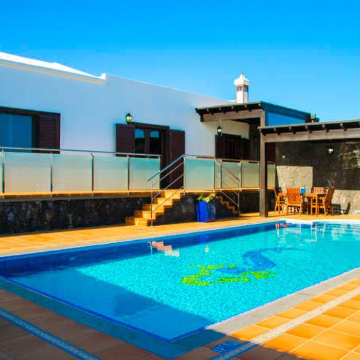 LuxusFerienhaus mit Pool in Teseguite 1066L (mit Bildern