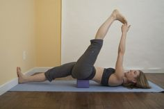 As Soon I Get A Yoga Block Im Doing These Poses To