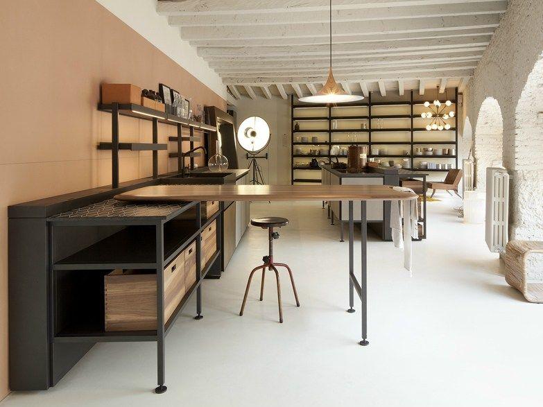 Cocina modular SALINAS by Boffi diseño Patricia Urquiola | Casa ...