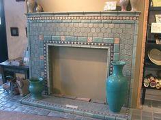 rookwood tile backsplash - Google Search