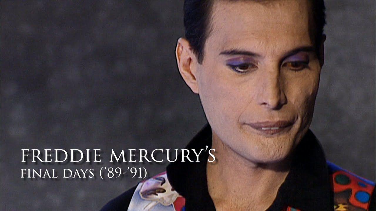 Freddie Mercury 1991