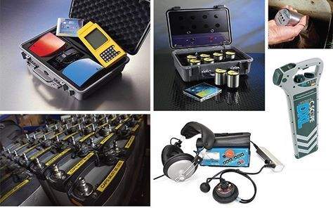 Supply Of Leak Detection Equipment And Pressure Data Loggers For Water Service Providers Data Logger Detection Logger