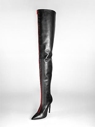 Leather boot pic and erotica