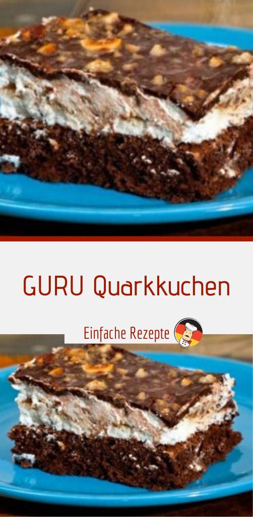 GURU Quarkkuchen | Sprainnews #einfachernachtisch