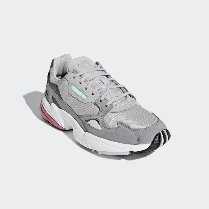 3bf1d0723b6 Falcon Shoes Grey 6.5 Womens in 2019
