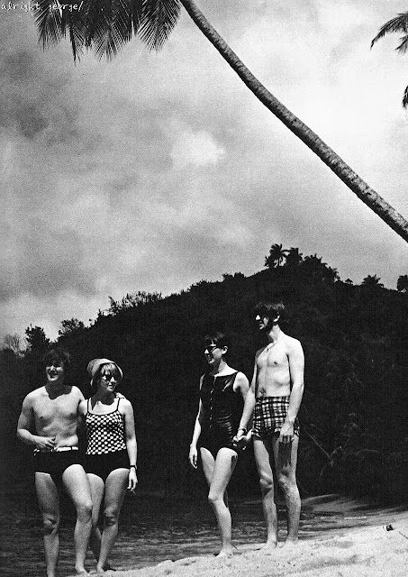 Beatles - 1966, Trinidad  Tobago.... Never knew they were there while I was too