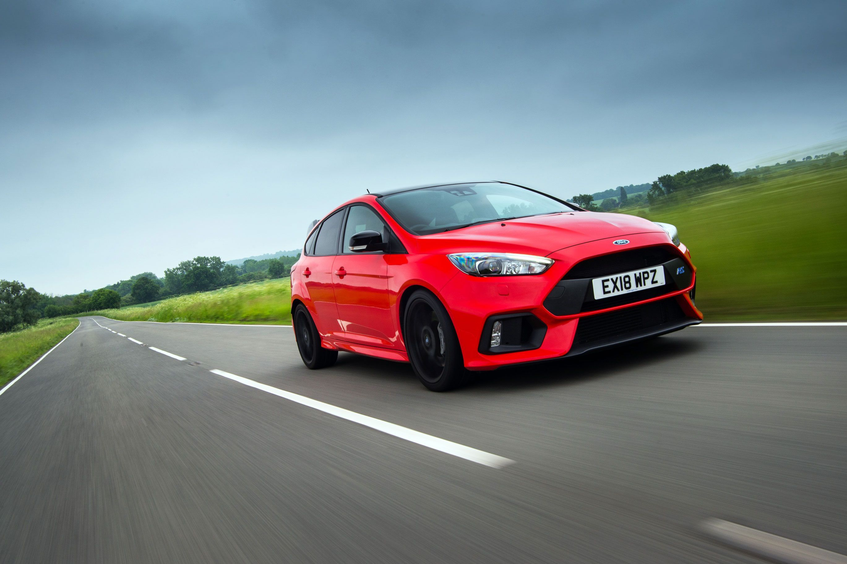 Ford Focus Rs Red Edition Review The Mountune Tweaked Hatch Is