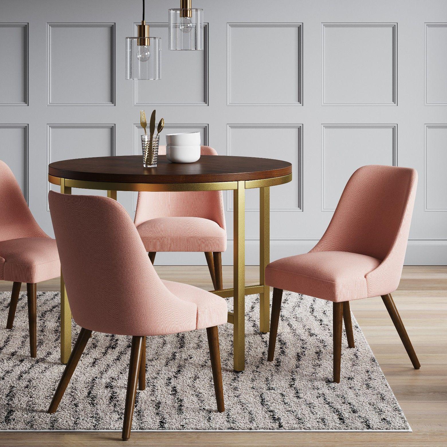 Geller Modern Dining Chair Project 62 Target Round Dining