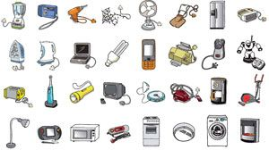 electrical items in the home - Google Search | asdan | Pinterest