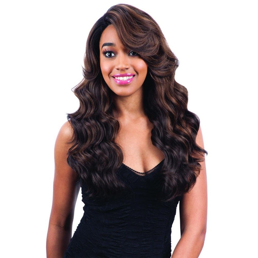 Model Model Lace Wig Chrissy COLOR OM430P Lace wigs