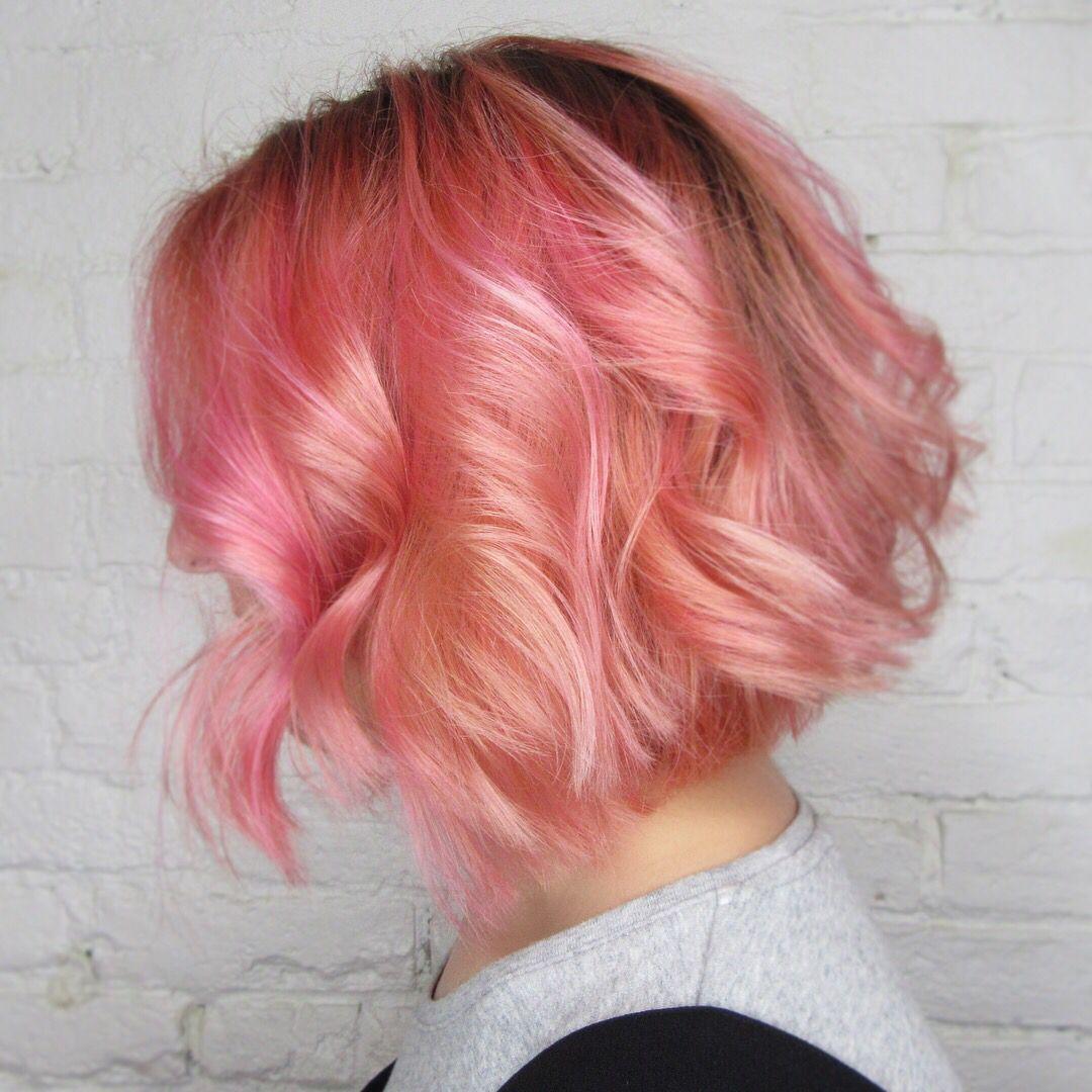 Gummy Bear Hair Painting Color Cut By Rhiannon