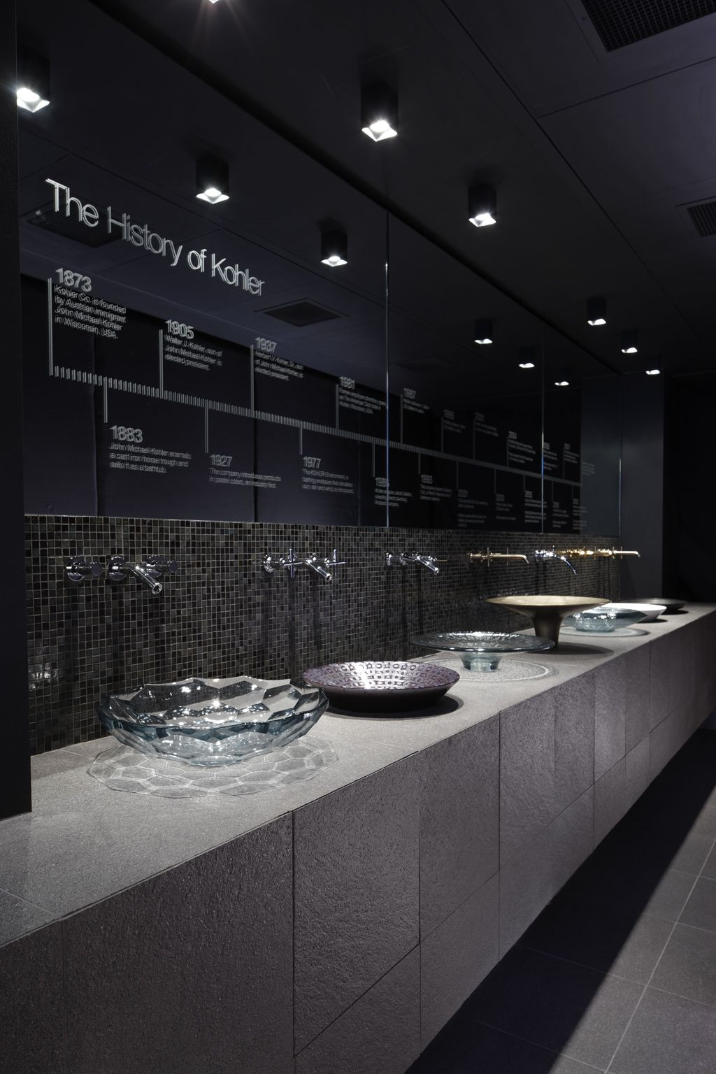 Kohler London Showroom | All about tile | Pinterest | Showroom ...