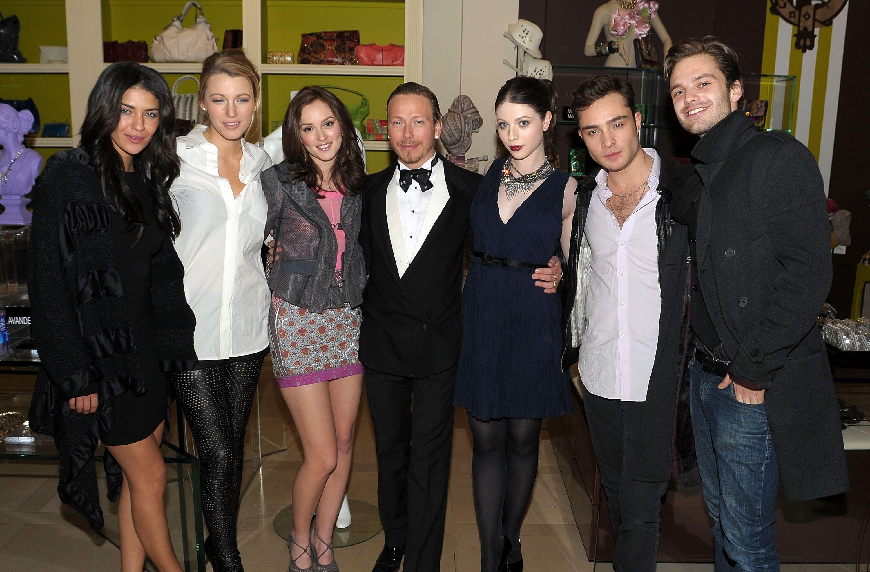 Gossip girl actors dating