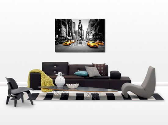 Modern Interior Decorating Ideas, Large Art Prints for Wall ...