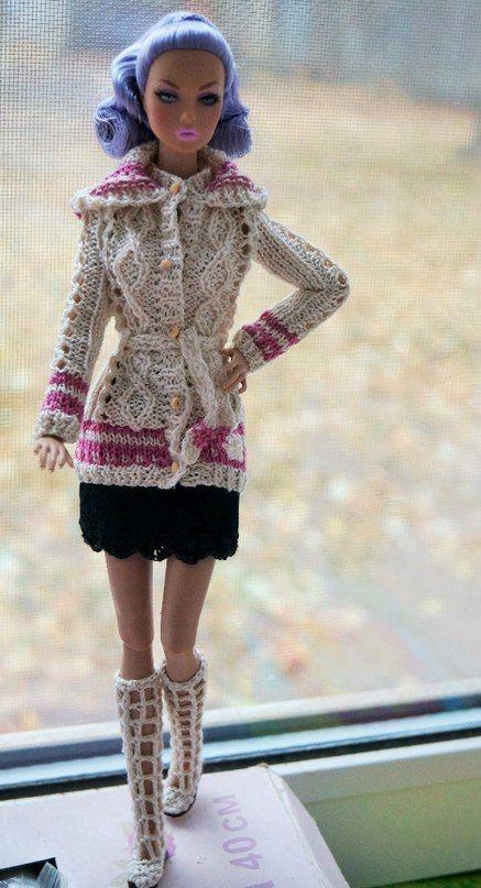 Pin von Lucky Sigi auf Barbie   Pinterest   Puppenkleider, Barbie ...