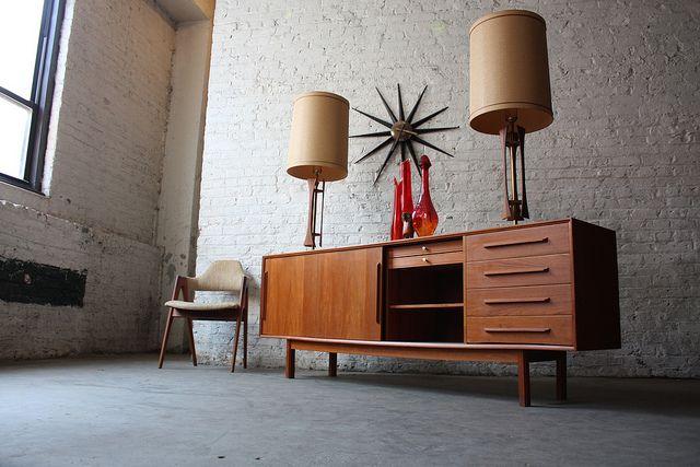 Mid Century Modern Furniture, Chicago Mid Century Modern Furniture