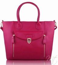 Damska ruzova kabelka TOTE #bags #fashion