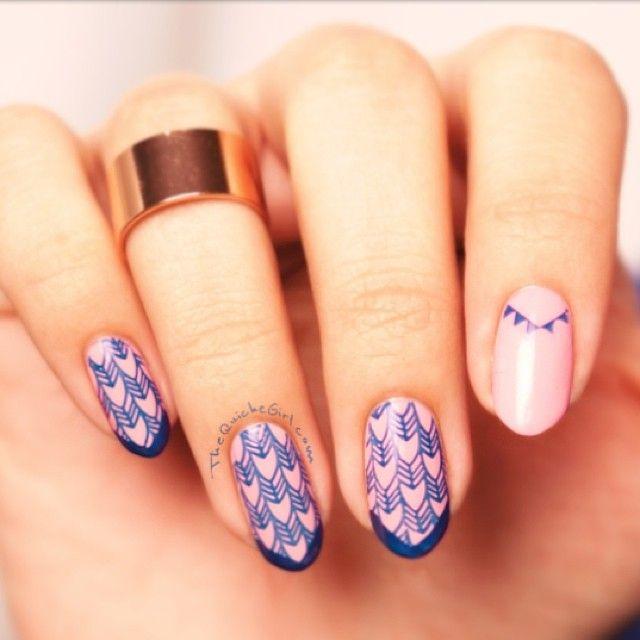 Instagram photo by quichegirl #nail #nails #nailart