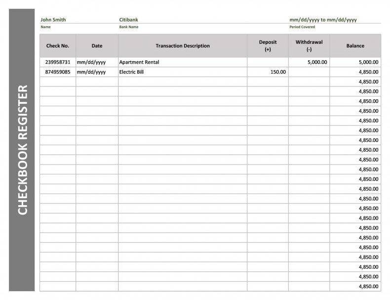 Download Checkbook Register 04 In 2021 Checkbook Register Checkbook Bill Payment Organization
