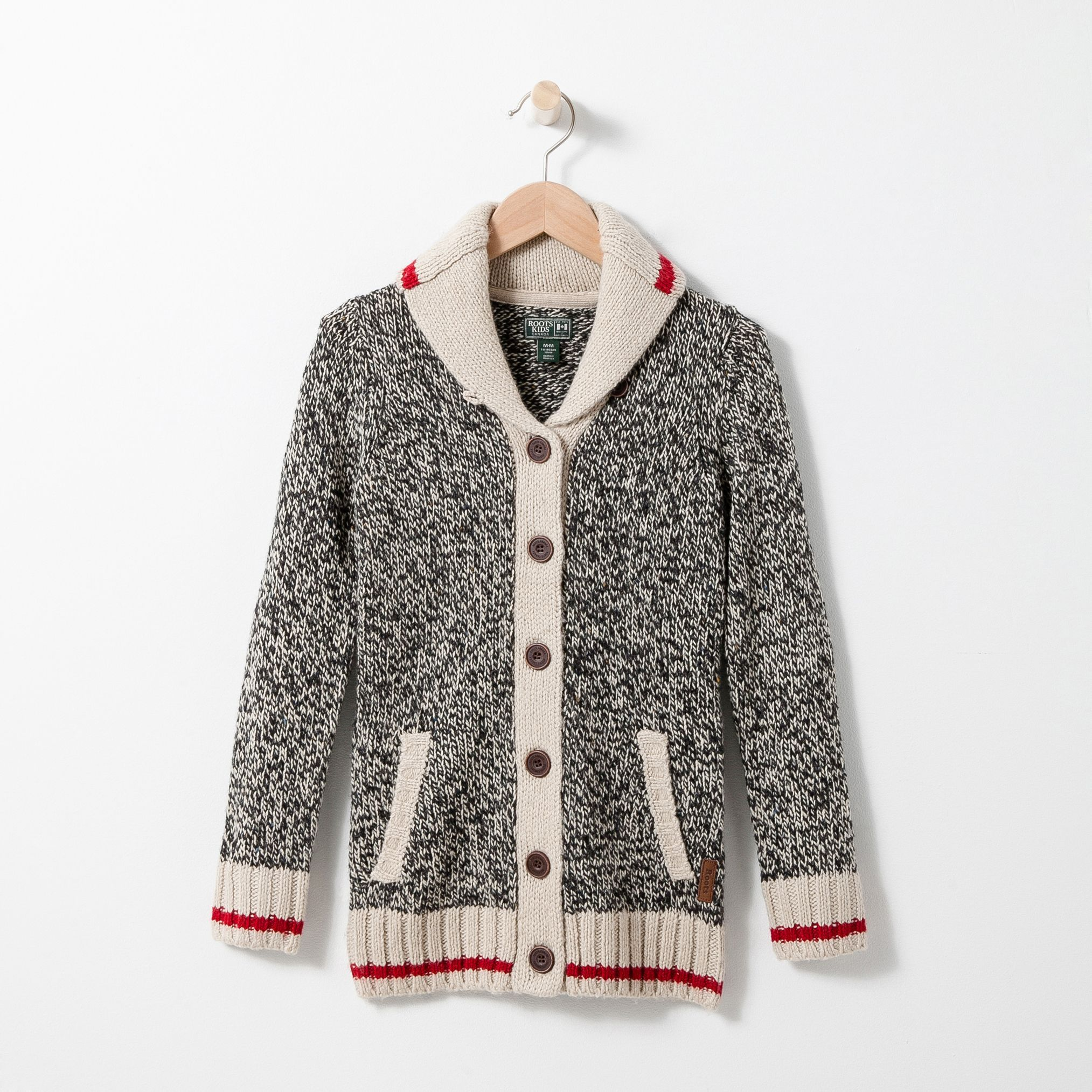 35c2a3564 Girl s Roots Cabin Sweater
