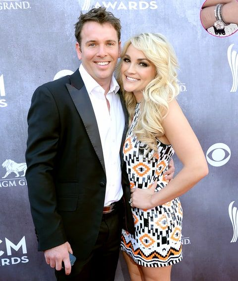Check Out Jamie Lynn Spears Wedding Ring With Husband Jamie Watson Jamie Lynn Spears Jamie Lynn Jamie Lynn Spears Wedding