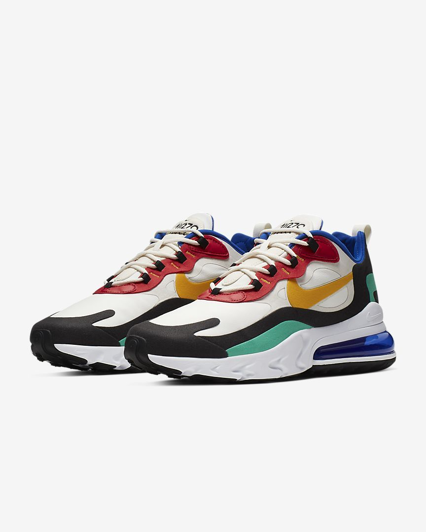270 Men's Max Air in air React Shoe 270Nike 2019Air max R54Ac3LqSj