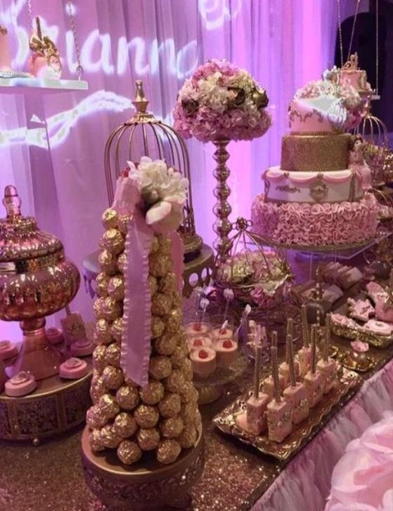 Pin by Mischell Quineri on Birthday | Quinceanera cakes ...