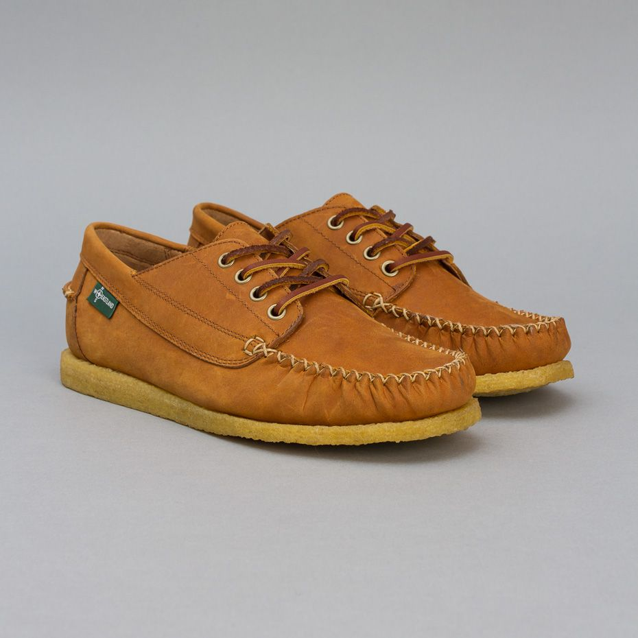 Eastland Mens Leather Fletcher 1955 Oxfords Peanut