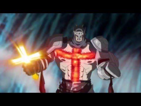 Powerwolf Sanctus Dominus Imrael Production Hd Youtube