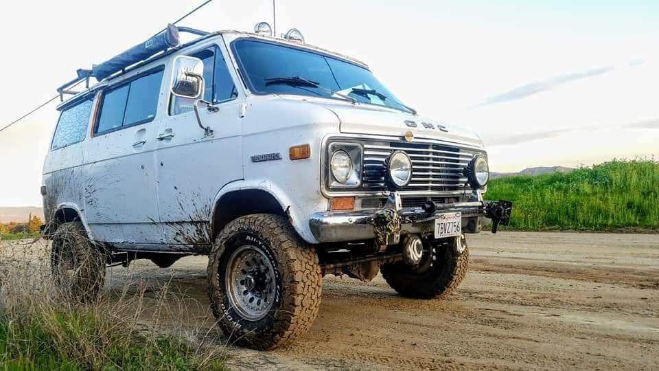 3 Vantasia Vans In 2020 Monster Trucks Awd