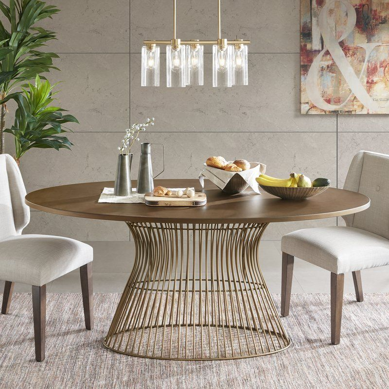 Whisler Dining Table Oval Table Dining Dinner Tables Furniture