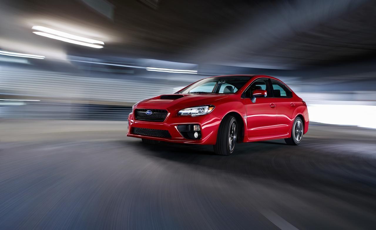 2015 Subaru WRX Sedan 2015 subaru wrx, Subaru wrx, Subaru