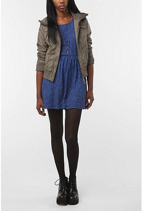 I want this dress and jacket