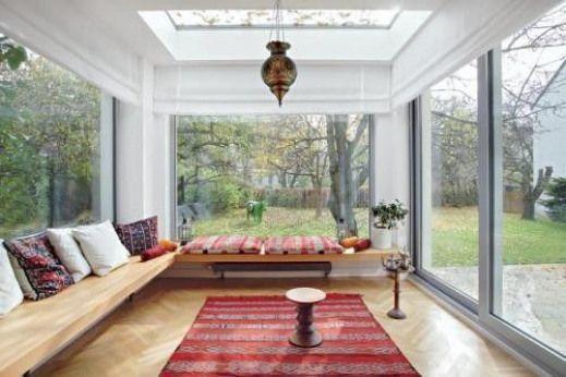 Photo of Idee für Wintergarten brauchen mehr verwendbare Kissen !!! Originalnote: Hausmeditation …, …