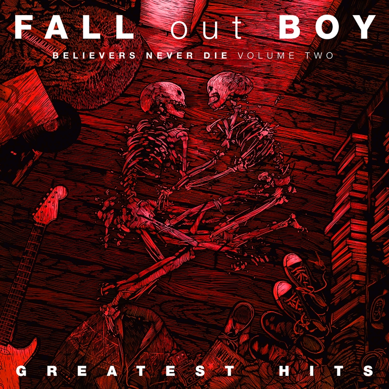 Believers Never Die Vol 2 Fall Out Boy Bob Dylan Save Rock And Roll