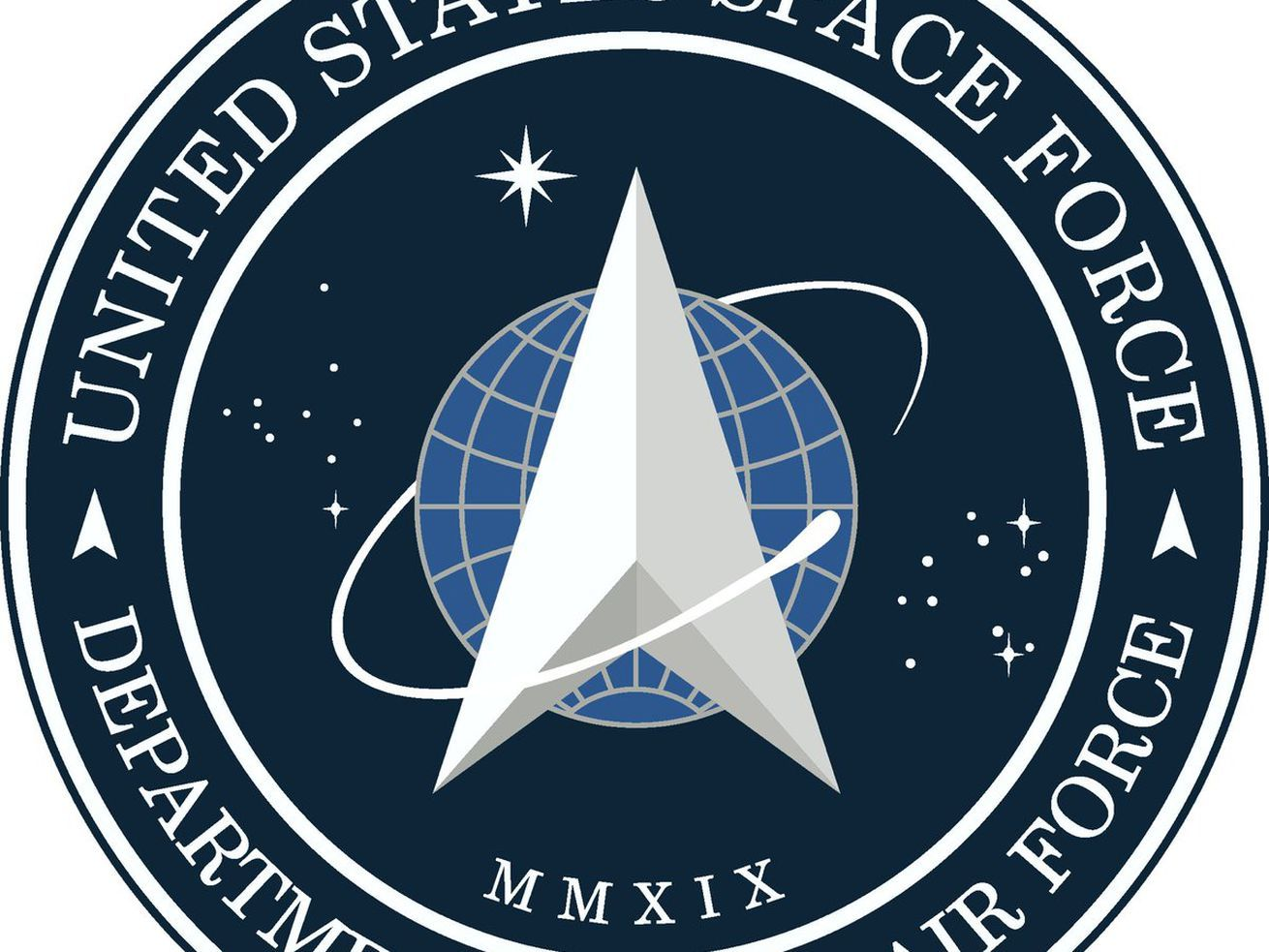 The Space Force Logo Is Literally Just The Star Trek Logo