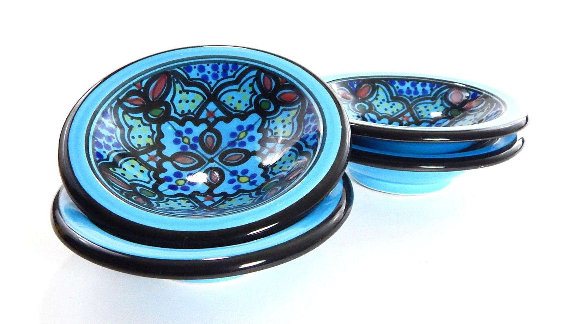 Sabrine Hand Painted Small Dishes