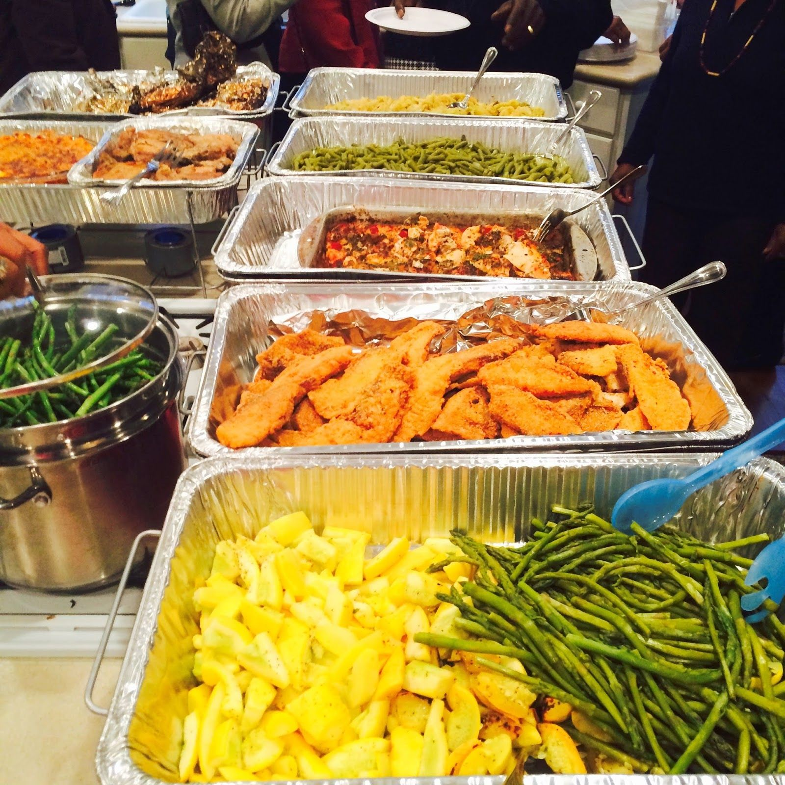 Wedding Reception Dinner Ideas On A Budget: Cooking A Diverse Meal For A Large Group (on A Budget