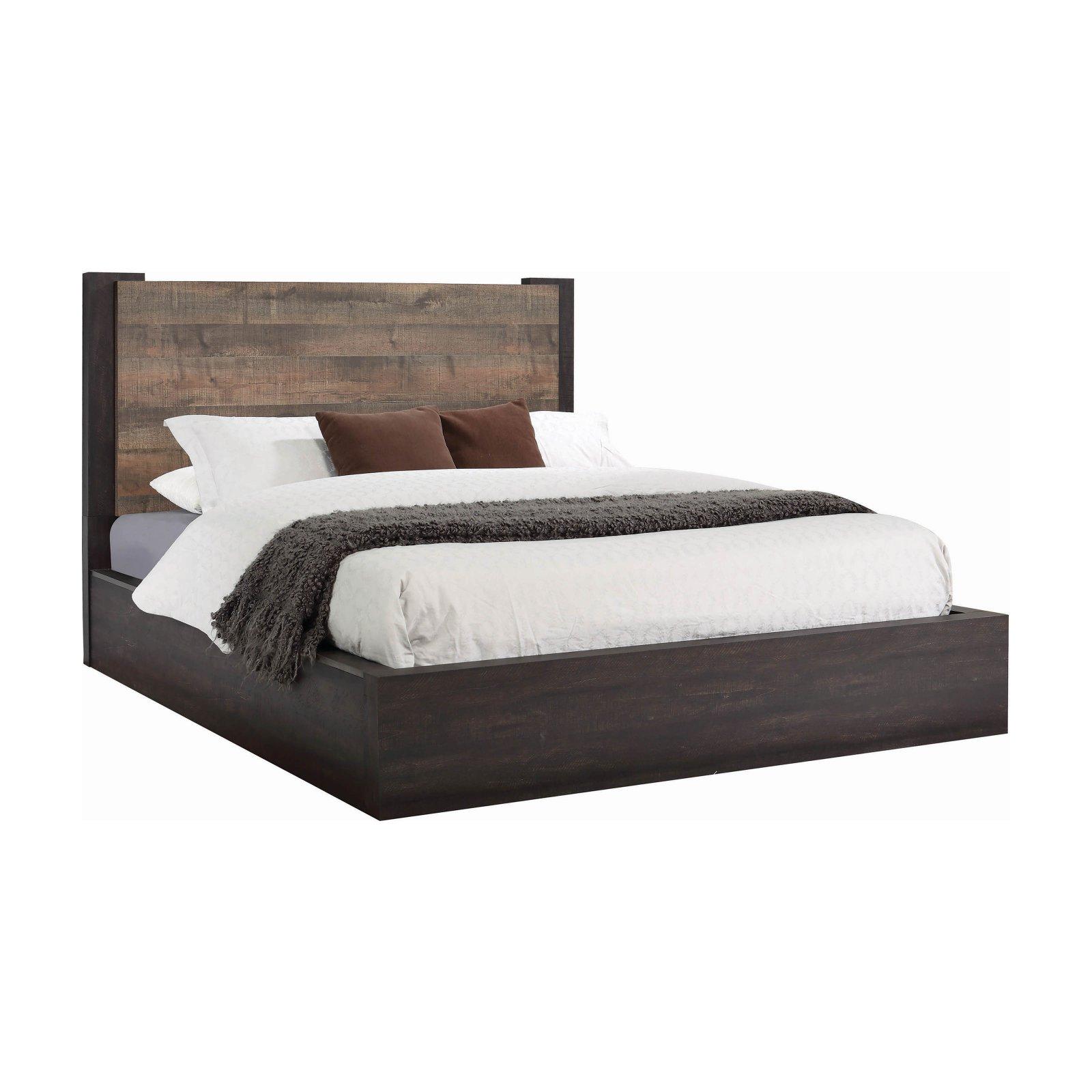 Coaster Furniture Weston Platform Bed, Size King Queen